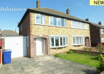 Thumbnail 3 bed semi-detached house for sale in St Pauls Parade, Scawsby, Doncaster.