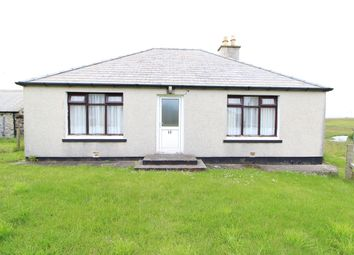 Thumbnail 3 bedroom bungalow for sale in 12 Swainbost, Ness, Isle Of Lewis