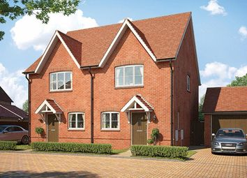Thumbnail 2 bed semi-detached house for sale in The York, Longhurst Park, Cranleigh