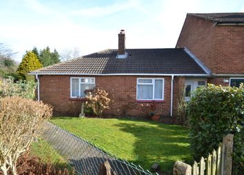 Thumbnail 2 bed terraced bungalow for sale in Briery Way, Amersham