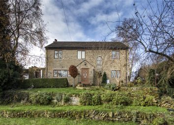Thumbnail 4 bed detached house for sale in The Common, Dewsbury, West Yorkshire