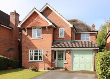 Thumbnail 4 bed detached house for sale in Mably Grove, Wantage