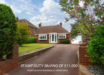 Thumbnail 3 bed bungalow for sale in Ounsdale Road, Wombourne, Wolverhampton