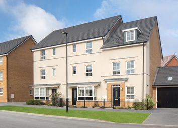 "Thumbnail 3 bed semi-detached house for sale in ""Padstow"" at Chapel Hill, Basingstoke"