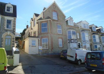 Thumbnail 2 bed flat for sale in Longfield Terrace, Ilfracombe