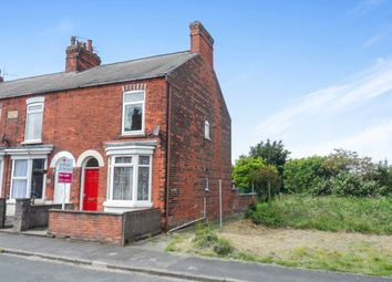 Thumbnail 2 bedroom end terrace house for sale in Wharton Street, Retford