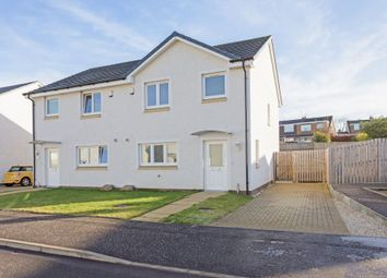 Thumbnail 3 bedroom semi-detached house for sale in 1 Stephens Park, Inverkeithing
