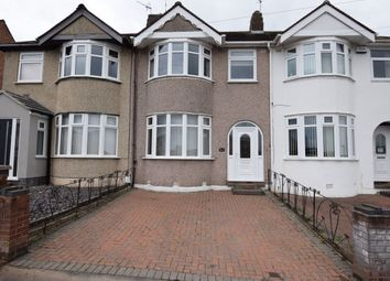 4 bed terraced house for sale in William Bristow Road, Cheylesmore, Coventry CV3
