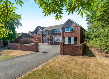 Thumbnail 5 bed detached house for sale in Folksworth Road, Norman Cross, Peterborough