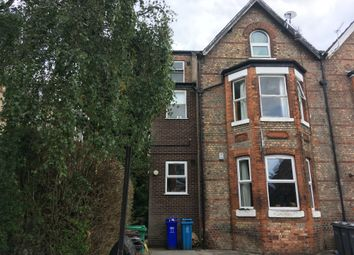 Thumbnail Studio to rent in 19 Old Lansdowne Road, Manchester