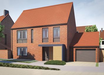 "Thumbnail 3 bed detached house for sale in ""Iris"" at Meadlands, York"