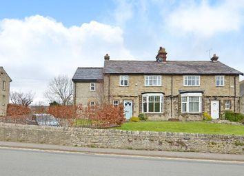 Thumbnail 4 bed semi-detached house for sale in Castle Villas, Buxton Road, Castleton, Hope Valley, Derbyshire.