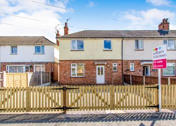 Thumbnail 3 bed end terrace house for sale in East Avenue, Grantham