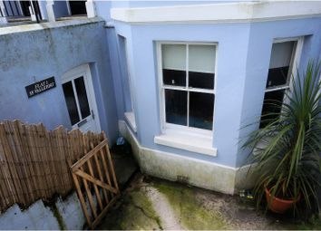 Thumbnail 1 bed flat to rent in 55 Valletort Road, Plymouth