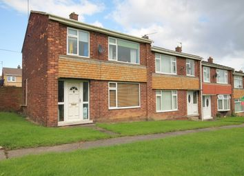 Thumbnail 3 bed terraced house for sale in Brecon Place, Pelton, Chester Le Street