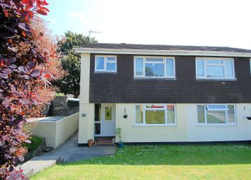 Thumbnail 3 bed semi-detached house for sale in Weatherdon Drive, Ivybridge