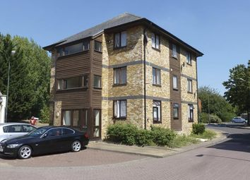Thumbnail 3 bed flat for sale in Manor Close, Thamesmead, London