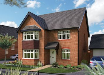 """Thumbnail 4 bed detached house for sale in """"The Oxford"""" at Harbury Lane, Heathcote, Warwick"""