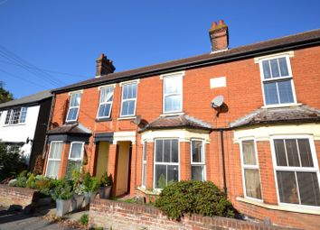 Thumbnail 3 bed terraced house to rent in Maidstone Road, Felixstowe