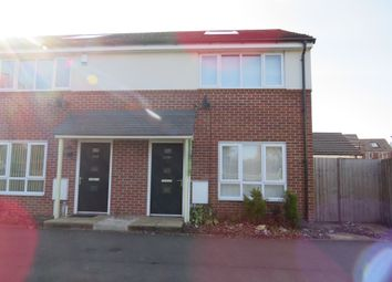 Thumbnail 2 bed end terrace house for sale in Auckland Drive, Birmingham