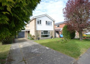 Thumbnail 4 bed detached house for sale in Loates Pasture, Stansted