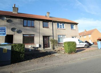 Thumbnail 3 bed terraced house for sale in Lismore Avenue, Kirkcaldy, Fife
