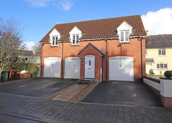 Thumbnail 2 bed detached house for sale in Greenwood, Willand Old Village