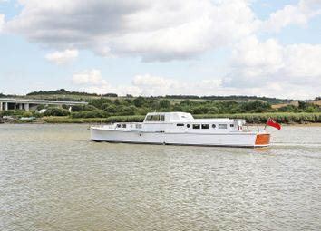 Thumbnail 2 bed houseboat for sale in Station Road, Cuxton, Rochester