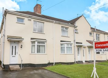 Thumbnail 3 bedroom end terrace house for sale in Annan Avenue, Wolverhampton