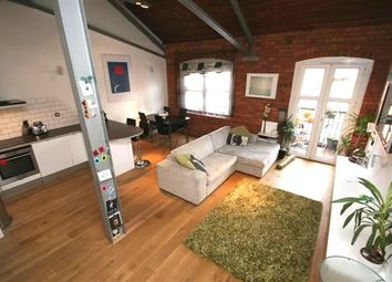 Thumbnail 1 bed flat to rent in Lincoln Place, Hulme Street, Manchester