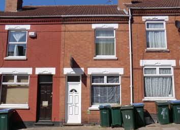 Thumbnail 4 bed terraced house to rent in Irving Road, Stoke, Coventry