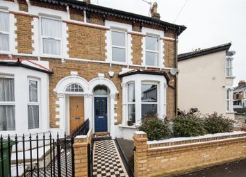Thumbnail 3 bed end terrace house for sale in Mornington Road, London