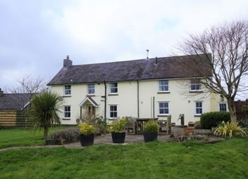 Thumbnail 3 bed equestrian property for sale in Cwmifor, Llandeilo