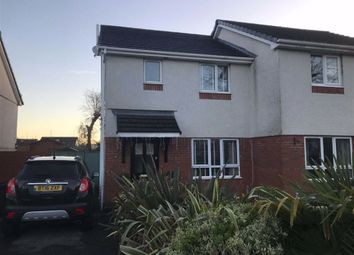 3 bed semi-detached house for sale in Clos Cenawon, Morriston, Swansea SA6