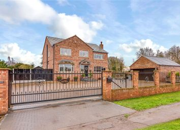 Thumbnail 4 bedroom detached house for sale in Trundle Lane, Fishlake, Doncaster