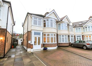 Thumbnail 3 bed semi-detached house for sale in Balgonie Road, London