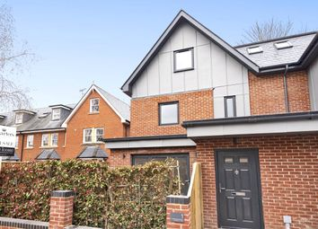 Cranworth Road, Winchester, Hampshire SO22. 3 bed semi-detached house for sale