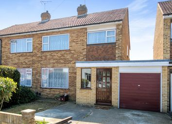 Thumbnail 3 bed semi-detached house to rent in Eardley Road, Belvedere