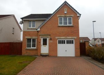 Thumbnail 4 bed detached house to rent in Ardrain Avenue, Motherwell