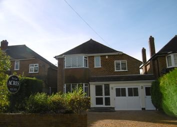 3 bed detached house to rent in Russell Bank Road, Sutton Coldfield B74