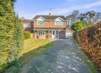 Thumbnail 4 bed detached house for sale in Larkspur Close, Lowestoft
