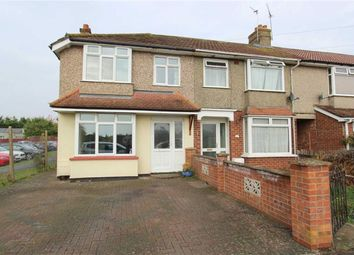 Thumbnail 3 bedroom end terrace house to rent in Bessemer Road East, Swindon
