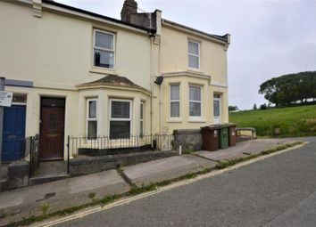 Thumbnail 3 bed terraced house for sale in Holdsworth Street, Plymouth, Devon