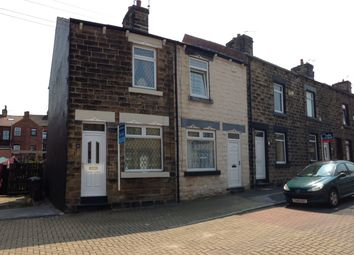 Thumbnail 2 bed end terrace house for sale in Wall Street, Barnsley