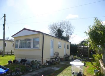 Thumbnail 1 bed mobile/park home for sale in Meadow Close, Yatton Keynell, Chippenham