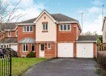 Thumbnail 5 bed detached house for sale in Lower Birches Way, Rugeley
