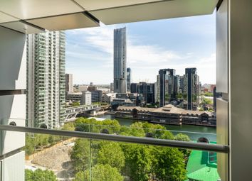 Thumbnail 2 bedroom flat to rent in Talisman Tower, Canary Wharf
