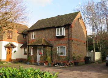 Thumbnail 3 bed link-detached house for sale in Swans Ghyll, Priory Road, Forest Row