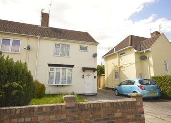 Thumbnail 3 bedroom semi-detached house to rent in Dickinson Avenue, Wolverhampton