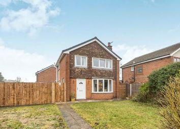 Thumbnail 3 bedroom detached house for sale in Garstone Croft, Fulwood, Preston, Lancashire